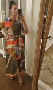 Designer inspired dress**PRICE DROP**